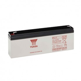 Bateria Agm YUASA NP2,3-12 12V 2,3Ah