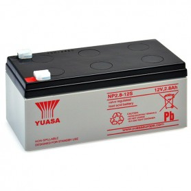Bateria Agm YUASA NP2,8-12 12V 2,8Ah
