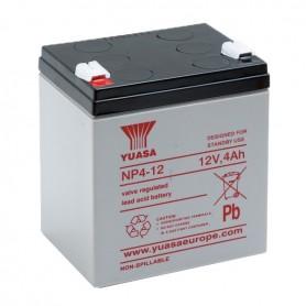 Bateria Agm YUASA NP4-12 12V 4Ah