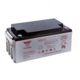 Bateria Agm YUASA NP65-12 12V 65Ah