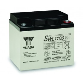 Bateria Agm YUASA SWL1100 12V 38Ah