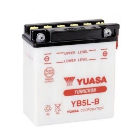 Batería Moto Yuasa YB5LB 12V 5Ah