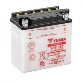 Batería Moto YUASA YB7LB2 12V 8Ah