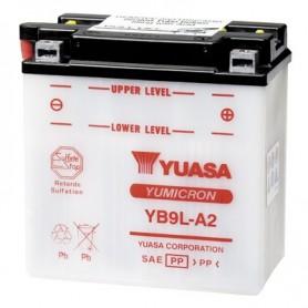 Batería Moto Yuasa YB9LA2 12V 9Ah