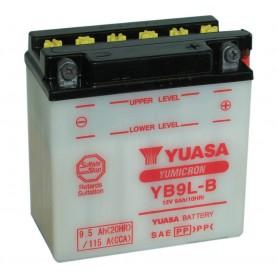 Batería Moto Yuasa YB9LB 12V 9Ah