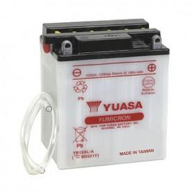 Batería Moto YUASA YB12ALA 12V 12Ah