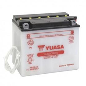 Batería Moto YUASA YB16LB 12V 19Ah