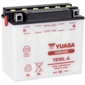 Batería Moto YUASA YB18LA 12V 18Ah