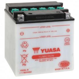 Batería Moto YUASA YB30LB 12V 30Ah