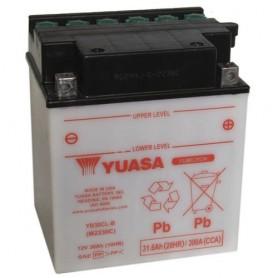 Batería Moto YUASA YB30CLB 12V 30Ah