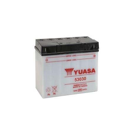 Batería Moto YUASA 53030 12V 30Ah