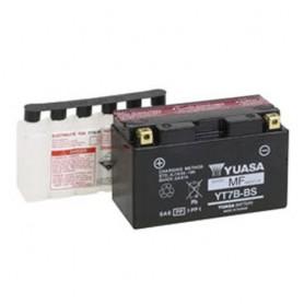 Batería Moto Yuasa Agm YT7BBS 12V 6.5Ah