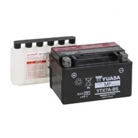 Batería Moto Yuasa Agm YTX7ABS 12V 6Ah
