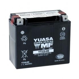 Batería Moto Yuasa YTX20BS 12V 18Ah