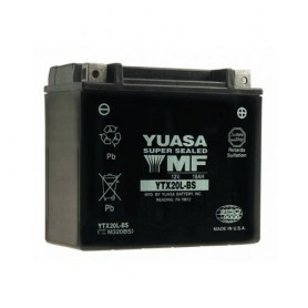 Batería Moto Yuasa Agm YTX20LBS 12V 18Ah