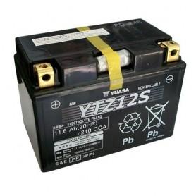 Batería Moto Yuasa Agm YTZ12S 12V 11Ah