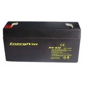 Bateria ENERGIVM AGM MV612 6V 1,2Ah