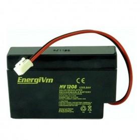 Bateria ENERGIVM AGM MV1208 12V 0,8Ah