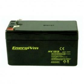 Bateria ENERGIVM VRLA MV1213 12V 1,2Ah