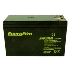 Bateria ENERGIVM AGM MVH1272 12V 7,2Ah