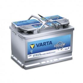 Batería Coche Varta Agm E39 12V 70Ah Start Stop