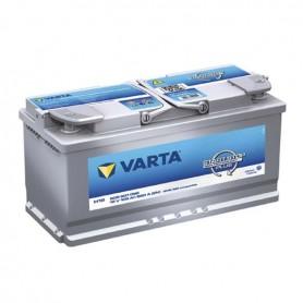 Batería Coche Varta Agm H15 12V 105Ah Start Stop
