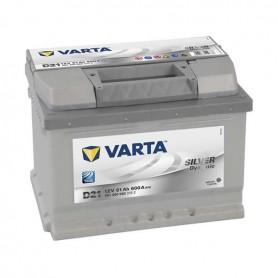 Batería Coche Varta D21 12V 61Ah