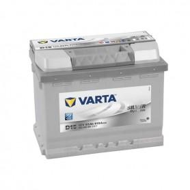 Batería Coche Varta D15 12V 63Ah