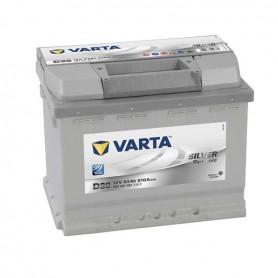 Batería Coche Varta D39 12V 63Ah