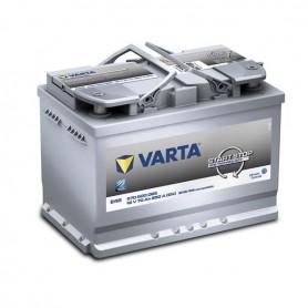 Batería Coche VARTA E45 12V 70Ah Start Stop