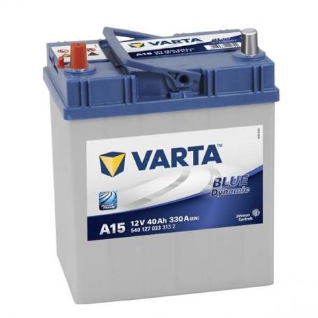 Batería Coche VARTA A15 12V 40Ah