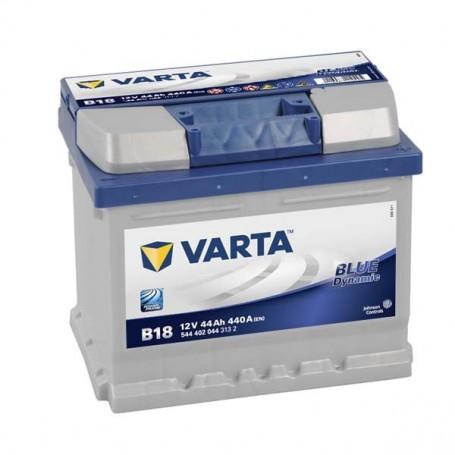 Batería Coche VARTA B18 12V 44Ah