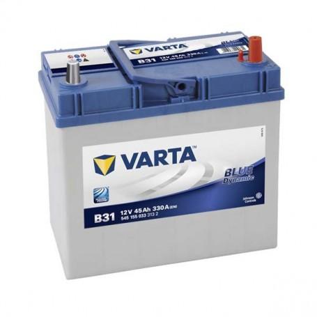 Batería Coche VARTA B31 12V 45Ah