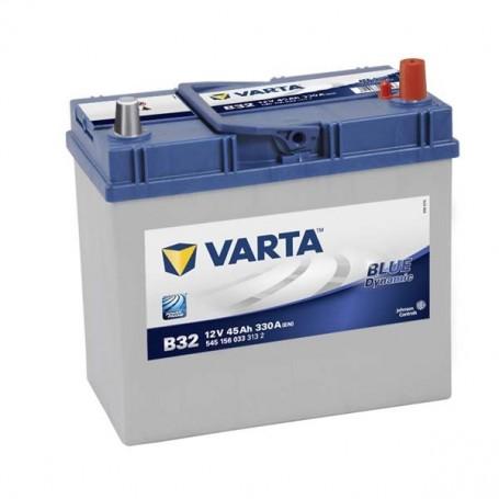 Batería Coche VARTA B32 12V 45Ah