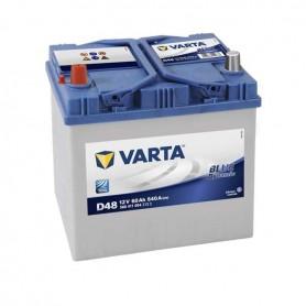 Batería Coche VARTA D48 12V 60Ah