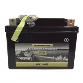 Batería Moto GEL YTX4LBS 12V 3AH 60EN