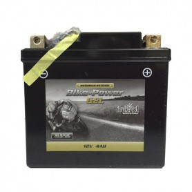 Batería Moto GEL YTX5LBS 12V 4A 70EN