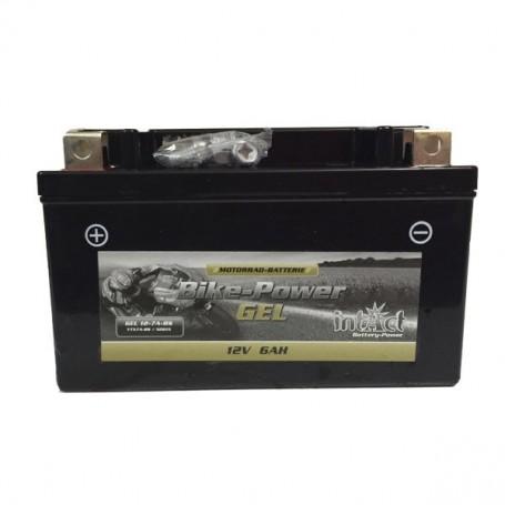 Batería Moto Intact Gel YTX7ABS 12V 6AH 120EN