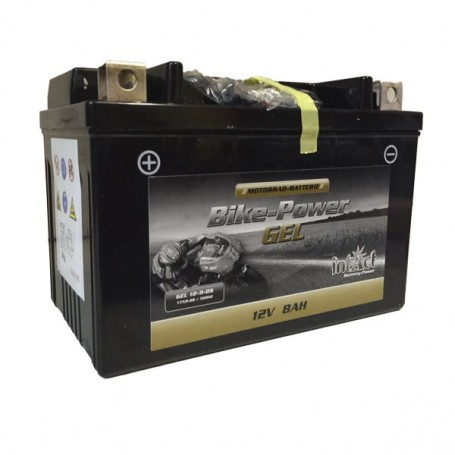 Batería Moto Intact Gel YTX9BS 12V 8AH 170EN