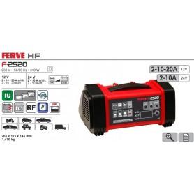 Cargador Baterías Ferve Hf F2520 14-230Ah 12-24V