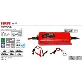 Cargador Baterías FERVE HF F2504 1,2-120 Ah 12V