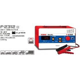 Cargador Baterías Ferve F2312 12-24V 35-140Ah