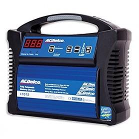 Cargador Baterías ACDELCO I-7012 12V 2-6-10-12-15AH
