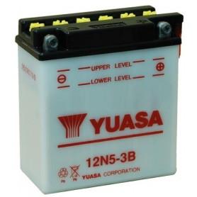 Batería Moto YUASA 12N53B 12V 5Ah