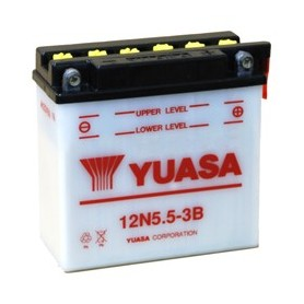 Batería Moto Yuasa 12N553B 12V 5.5Ah