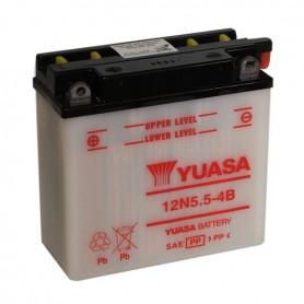 Batería Moto YUASA 12N554B 12V 5.5Ah