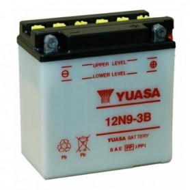 Batería Moto YUASA 12N93B 12V 9Ah