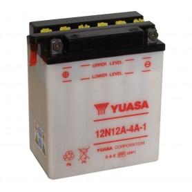 Batería Moto YUASA 12N12A4A1 12V 12Ah