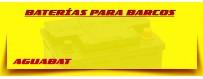 Tienda de Baterías de 12 Voltios para Barcos y Veleros. Baterías para Embarcaciones en Barcelona