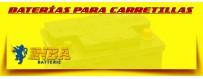 Baterías de Tracción para Carretillas y Apiladores. Baterías Nba.